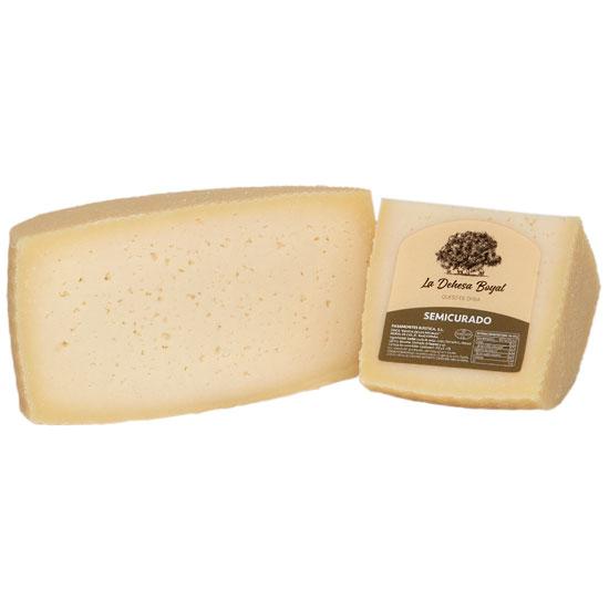 queso de oveja semicurado
