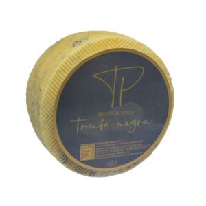 queso con trufa
